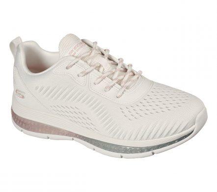 Pantofi sport femei SKECHERS BOBS GAMMA (117101-WHT)