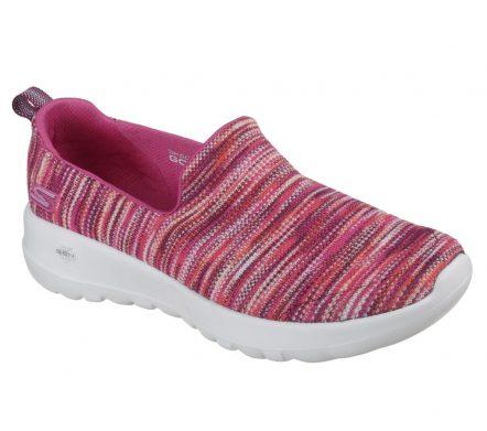 Pantofi sport femei SKECHERS GO WALK JOY-TERRIFIC (15615-PKMT)
