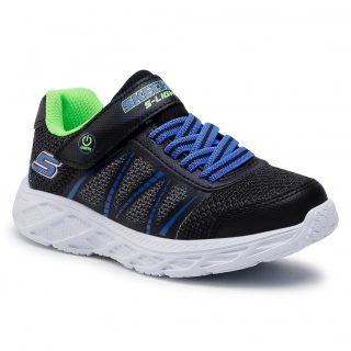 Pantofi sport copii SKECHERS DYNAMIC-FLASH (401530L-BBLM)