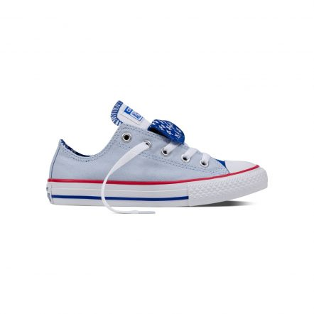 Pantofi sport copii Converse CHUCK TAYLOR ALL STAR DOUBLE T (656053C)