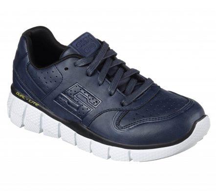 Pantofi sport copii SKECHERS EQUALIZER 2.0 (97382L-NVY)